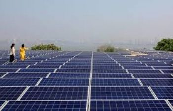 Government to take steps to manufacture solar equipment in the country