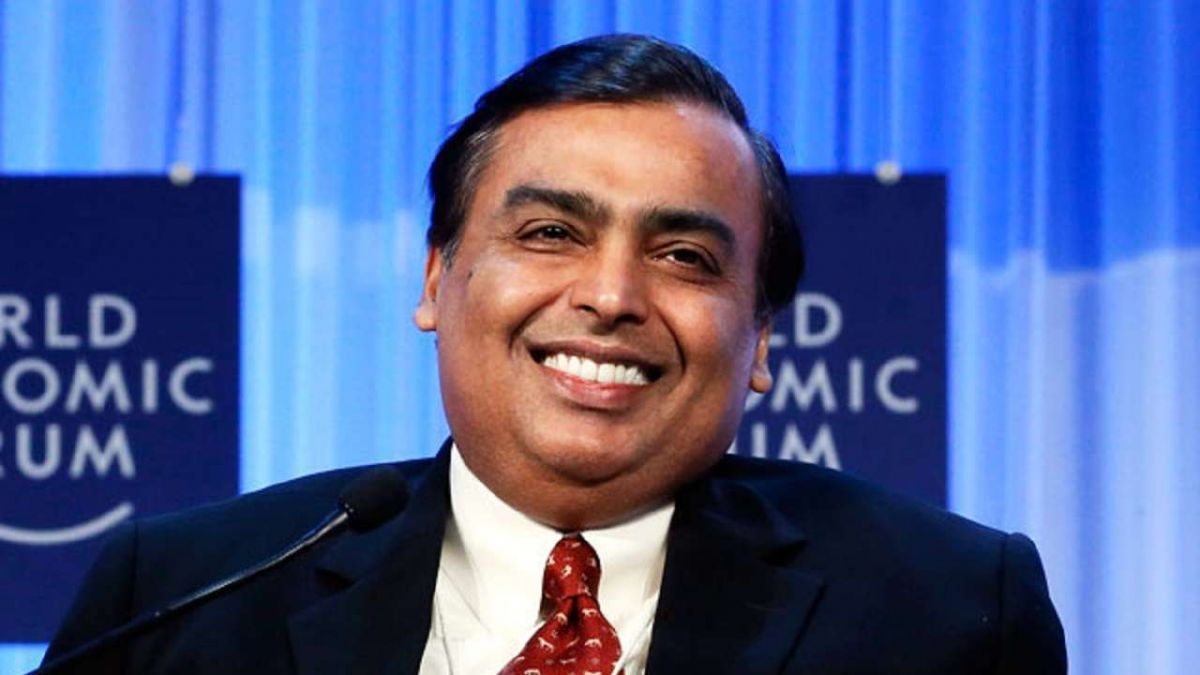 Wealth of Mukesh Ambani reaches this much in just two days, figure will shock