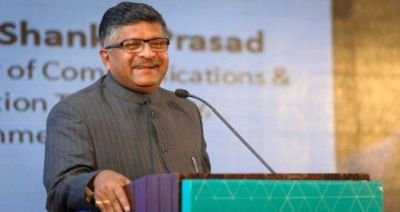 IT Minister Ravi Shankar Prasad to meet representatives of electronic industry