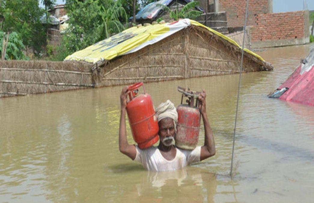यमुना में आई बाढ़ से दिल्ली के किसानों को हुआ इतना नुकसान
