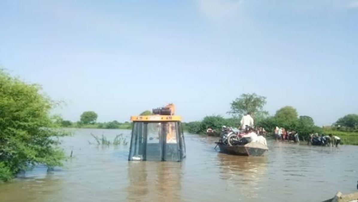 Yamuna floods caused so much damage to Delhi's farmers