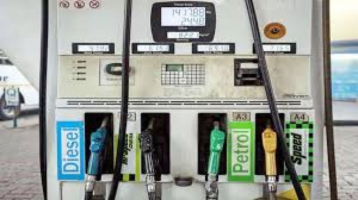 Know today's petrol and diesel prices!