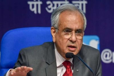 The Vice-Chairman of the NITI Aayog said this on the economy