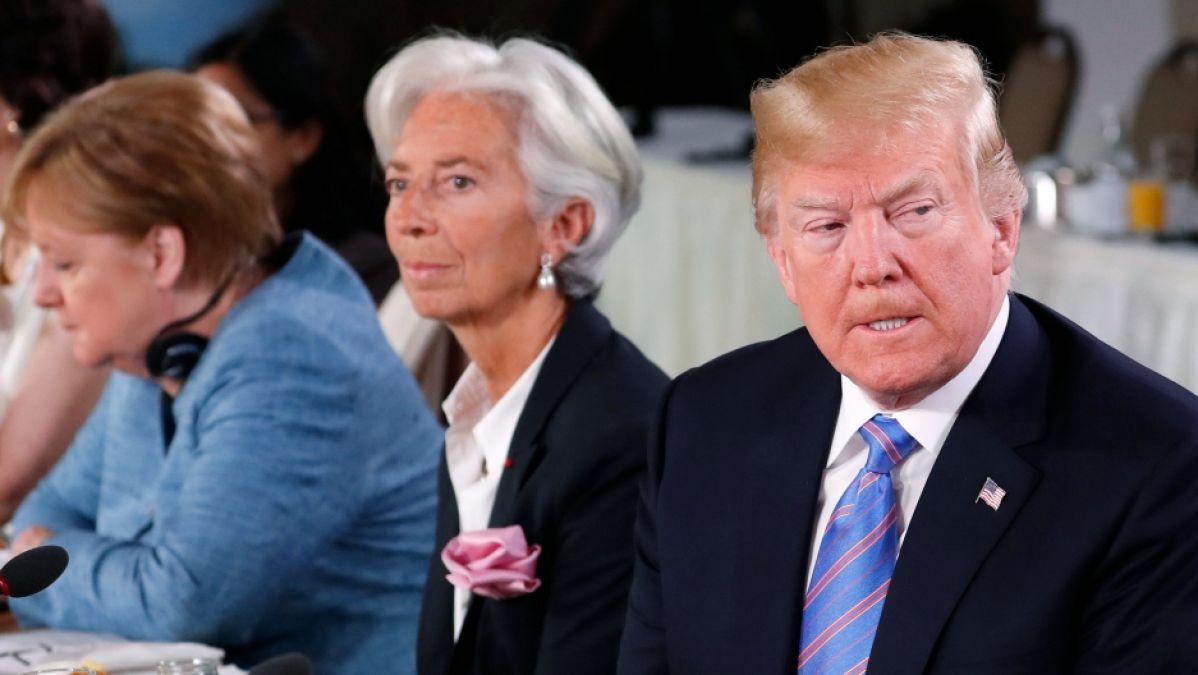Debate between Trump and EU over trade war