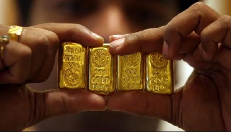 सोना खरीदने का है विचार तो कीजिए बस थोड़ा इंतज़ार... 45 हज़ार में मिलेगा 10 ग्राम !