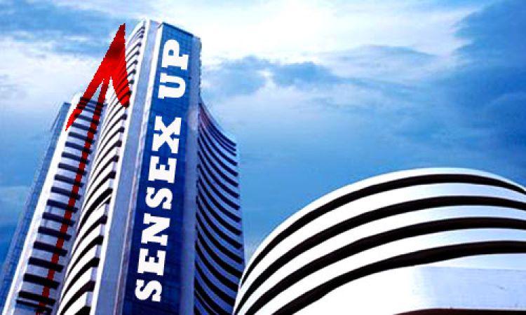 वैश्विक बाजार में तेज़ी से सेंसेक्स सुधरा
