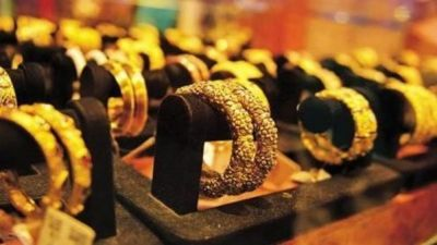 Gold prices fall sharply, know today's rate
