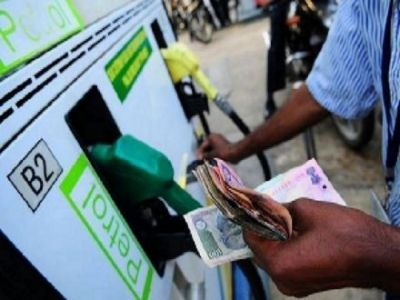 Petrol prices fall, know today's rate