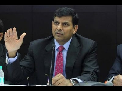 Former RBI Governor Raghuram Rajan says country's economy is in 'recession'