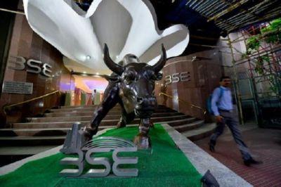 Sensex: Open market fell in short time, rupee also decline