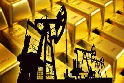 कच्चे तेल में उछाल ,सोने में दिखी गिरावट