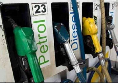 Fall in the price of crude oil, petrol and diesel rates affected