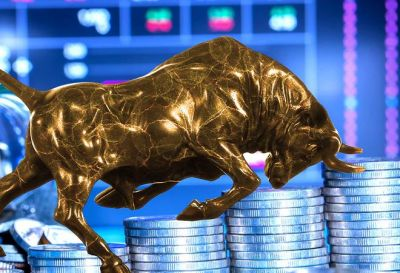 Strong jump in stock market, Sensex rises 480 points