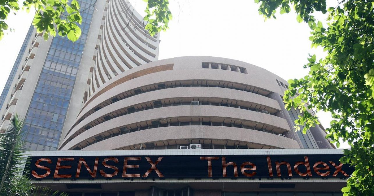 Stock market surged ahead of economic growth report, Sensex may go back beyond 40k