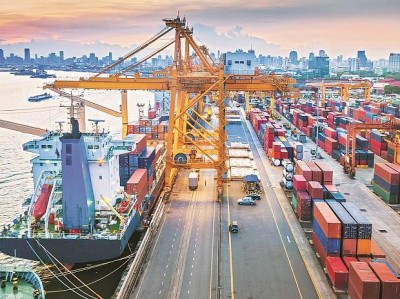 Why China increases exports in 6 years?