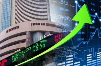 Sensex crosses 36 thousand mark