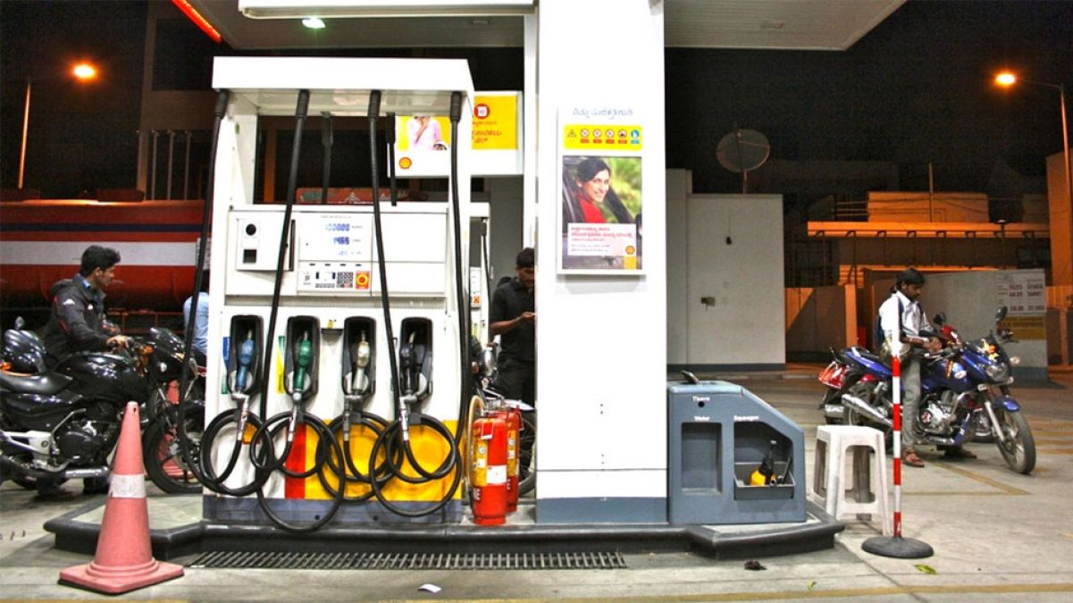Petrol prices remain stable for the fifth day