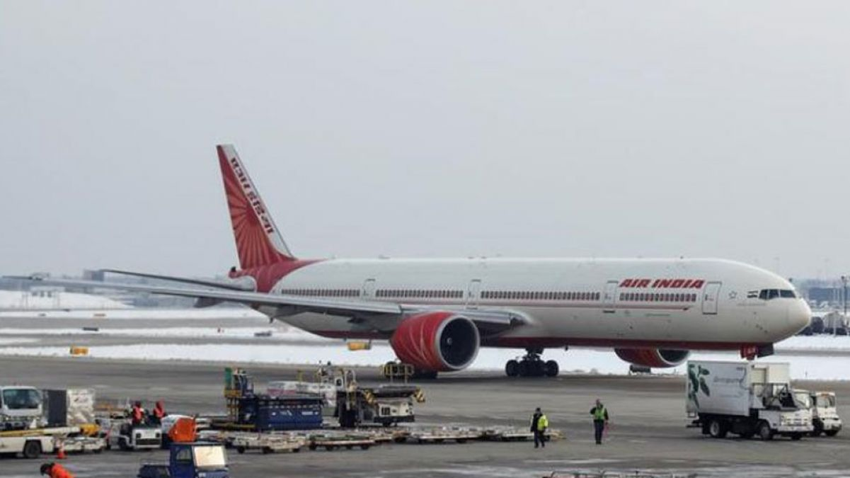 Air India pilot suspended for three months after  failure in alcohol