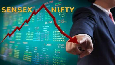 सप्ताह के पहले दिन गिरावट के साथ खुला बाजार, निफ्टी की भी कमज़ोर शुरुआत