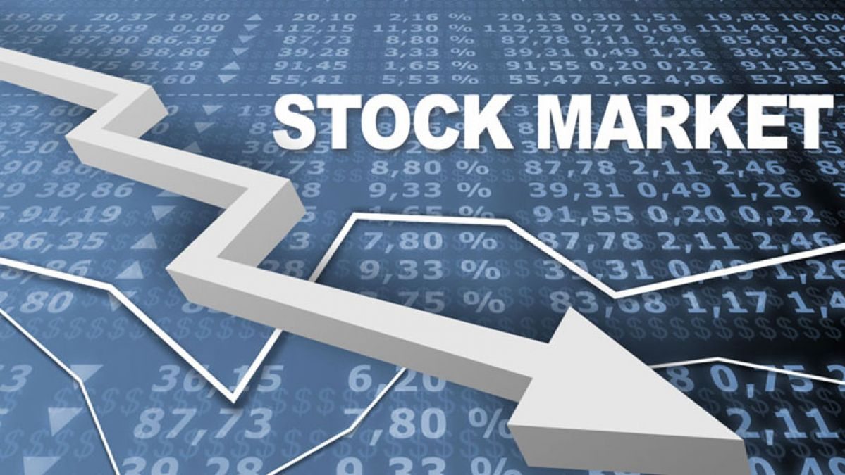Huge losses to investors due to steep fall in stock market