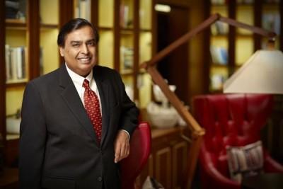 Mukesh Ambani becomes world's 5th richest man