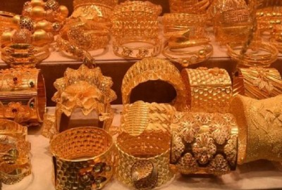 Gold prices records historic growth, silver also strengthened