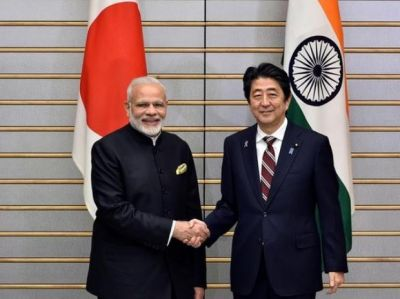 Japan to invest 13,000 crores on new projects underway in the North East region of India