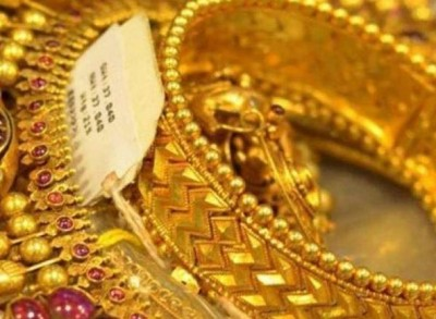 Gold price continues to fall drastically, know new rates