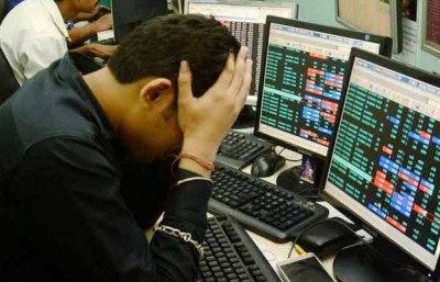 Share Market: Yes Bank shares surge, Sensex Nifty declines