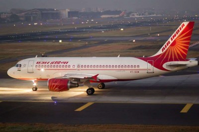 Air India in lose of crores due to suspension of operations