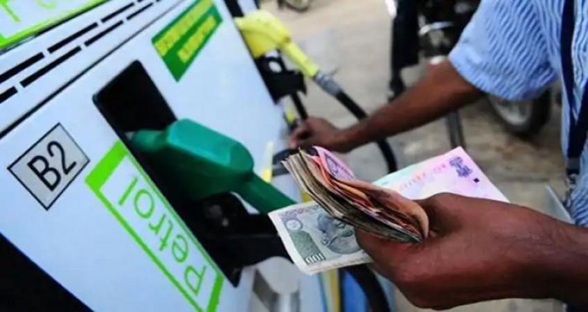 चुनाव ख़त्म और महंगाई का खेल शुरु, लगातार तीसरे दिन बढे पेट्रोल-डीजल के भाव
