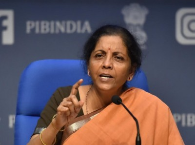 Finance Minister Nirmala Sitharaman's big announcement, MSME will get loan without guarantee