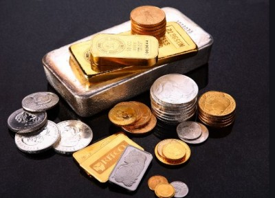 Gold, silver prices rise for the third time in 4 days