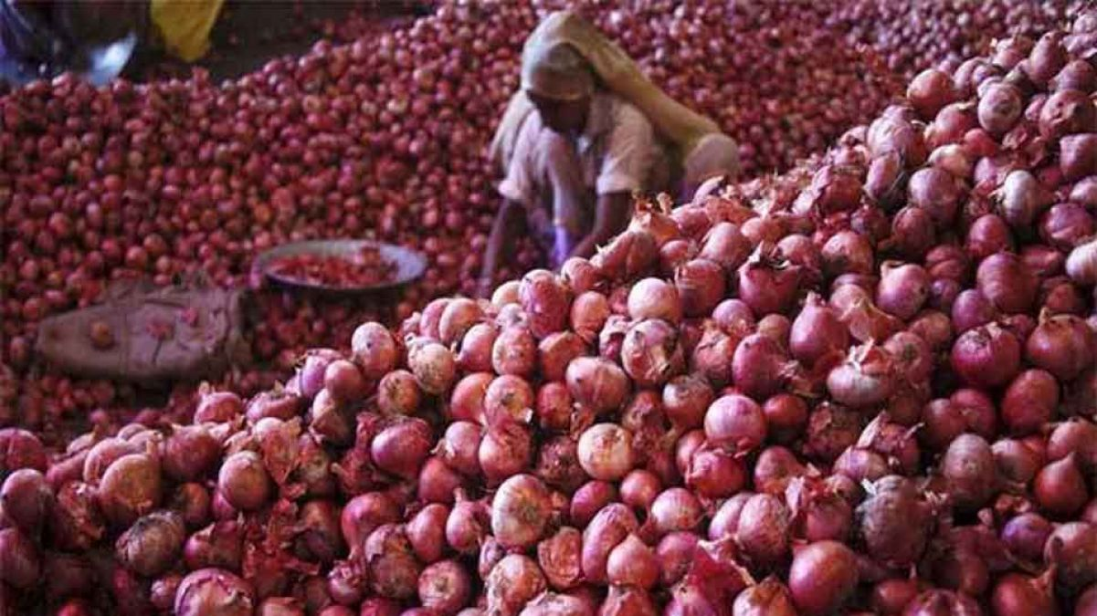 These 4 countries will help in onion supply in India, prices will be reduced