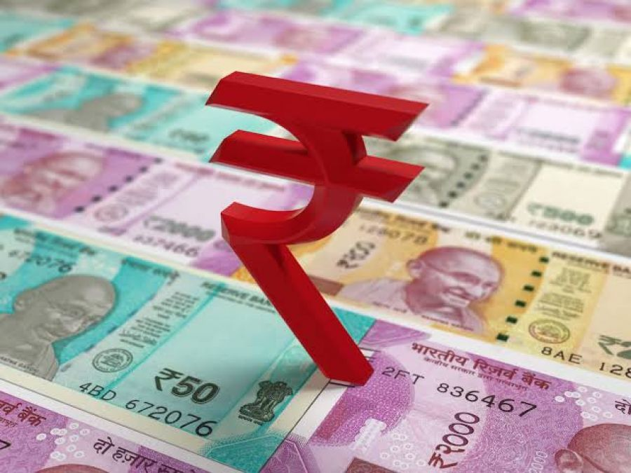 Rupee has fallen drastically against the dollar due to international pressure