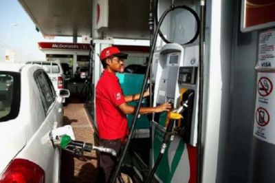 Continuation of increase in petrol prices, diesel prices remain stable