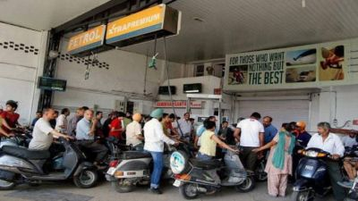 Petrol prices reached the highest level since October 2, diesel price falls