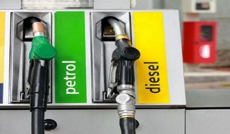 लगातार 8वें दिन बढे पेट्रोल-डीजल के दाम, जानिए आज के भाव