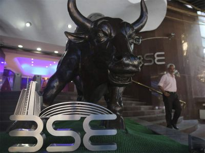 Market opened in red on last trading day of week,  Sensex fell below 41 thousand