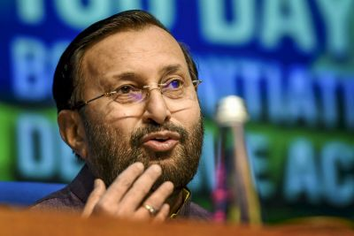Prakash Javadekar gave this confidence about the slowdown in the economy
