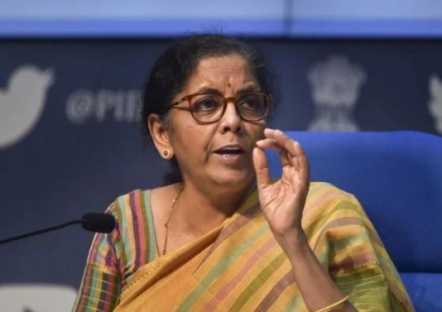 वित्त मंत्री सीतारमण का बड़ा ऐलान- राज्यों को दिए जाएंगे 12000 करोड़