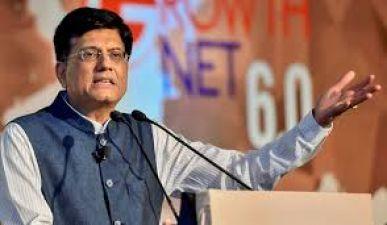 पीयूष गोयल ने भारत में निवेश के लिए मौजूदा वक्त को बताया उपयुक्त, गिनाए वजह