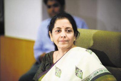 Finance Minister Sitharaman attacks Manmohan Singh and Raghuram Rajan