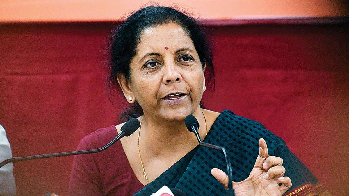 Digital payment mandatory for big traders from November 1, Finance Minister Sitharaman announced