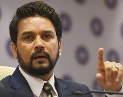 Anurag Thakur held this person responsible for the PMC bank scam