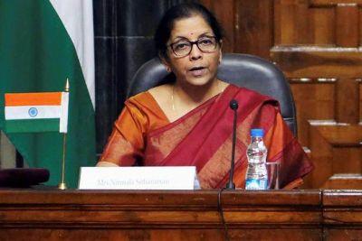 आईएमएफ में भारत का कोटा नहीं बढ़ने से वित्त मंत्री निराश, कही यह बात