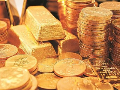 Gold prices sprung for third consecutive day