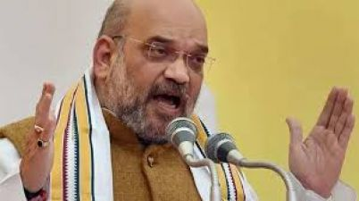 Amit Shah's attack on the opposition, gave this statement about the economy