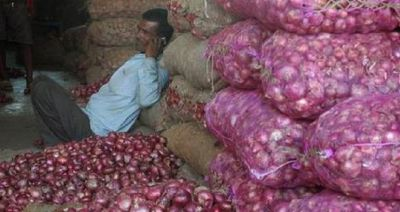 Onion prices at peak, four-year record broken