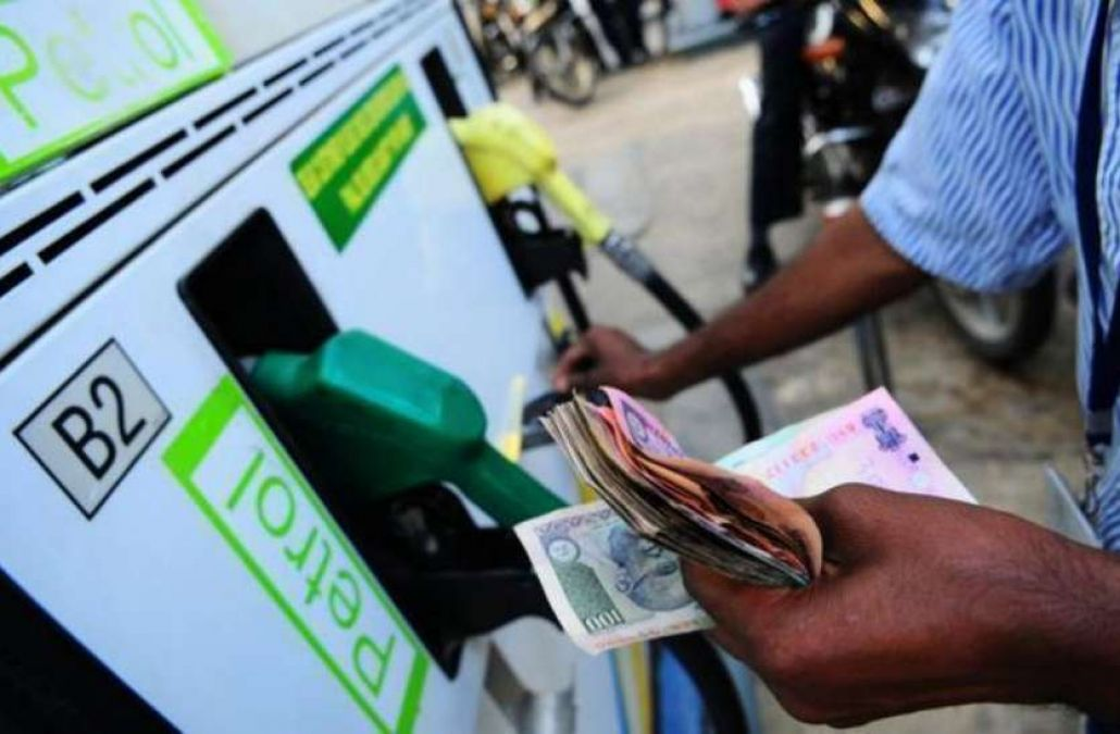 Petrol price spikes to Rs 73.91 in Delhi